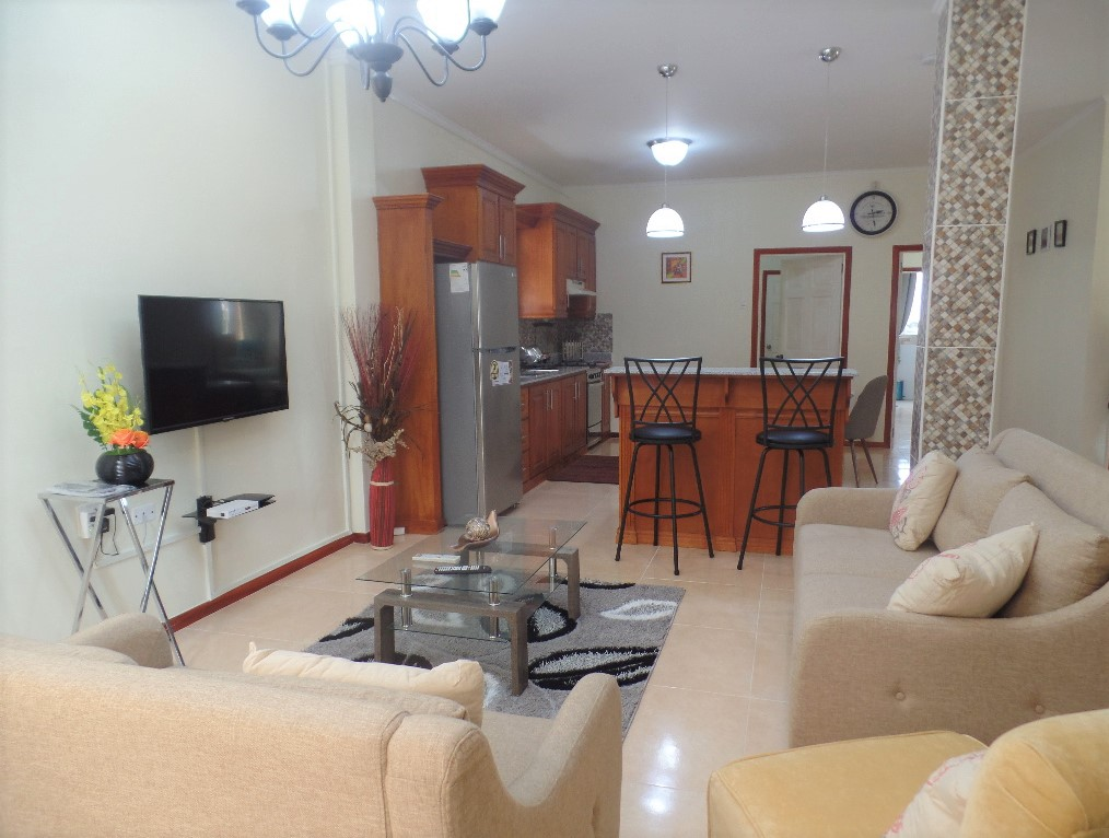 EXQUISITE 2 BEDROOM APT IN PROVIDENCE E.B.D
