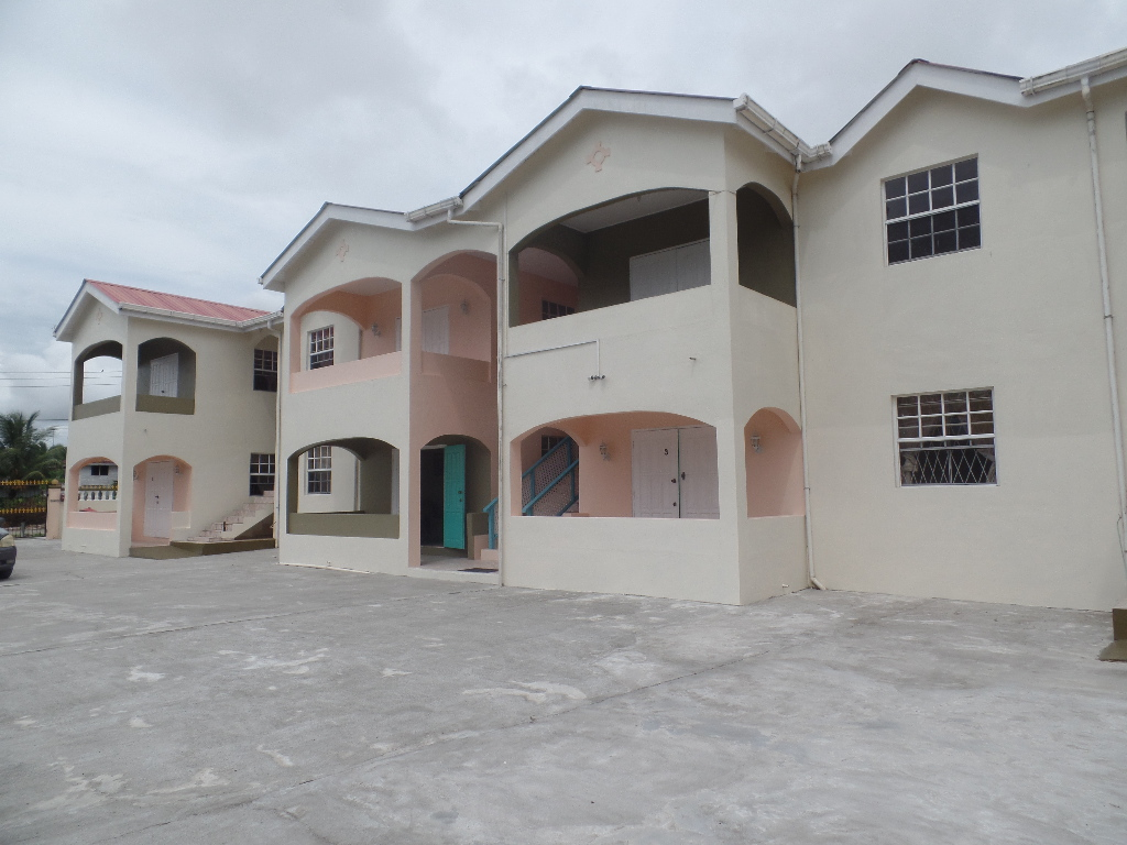 INVESTMENT OPPORTUNITY APT COMPLEX IN LAND OF CANAAN E.B.D